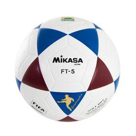 Bola-de-Futevolei-Mikasa-Ft-5-Fifa---Branco---Azul