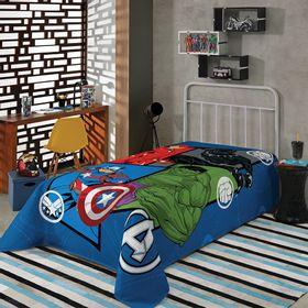 Manta-Fleece-Solteiro-Estampada-Avengers-150-m-x-220-m