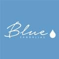 Logo Blue Sandalias