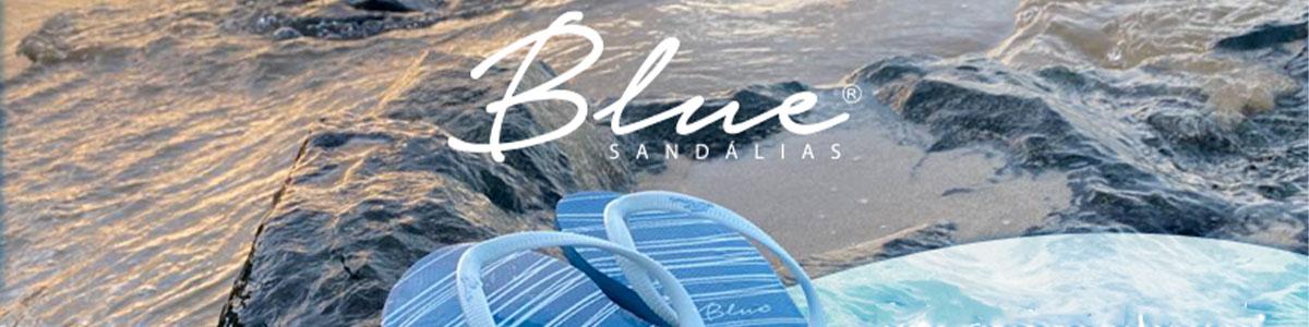 Banner Blue Sandalias