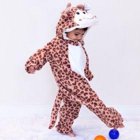 Macacao-Pijama-Girafa-Marrom