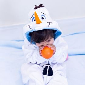 Macacao-Pijama-Olaf-Branco