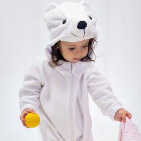 Macacao-Pijama-Urso-Polar-Branco